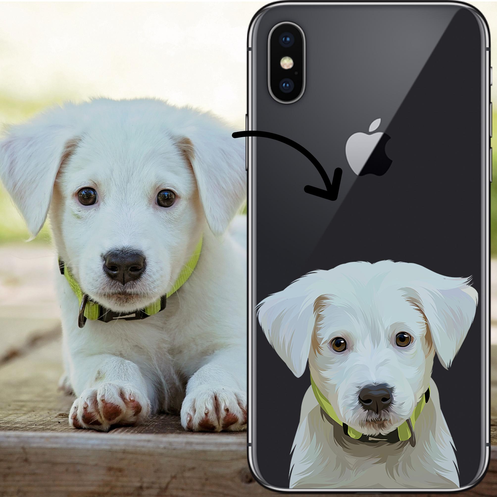 Coque iPhone personnalisable avec votre dessin